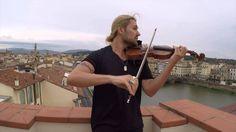 David Garrett -  O Sole Mio David Garrett is a record-breaking American pop and crossover violinist and recording artist.
