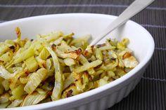 L'insalatina di finocchi al forno è un piatto leggero e semplice ma molto gustoso.