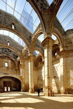 The Baroque church transformed by Ferran Vizoso Architecture, Corbera d'Ebre - Spain