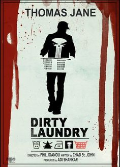The Punisher: Dirty Laundry (2012)…