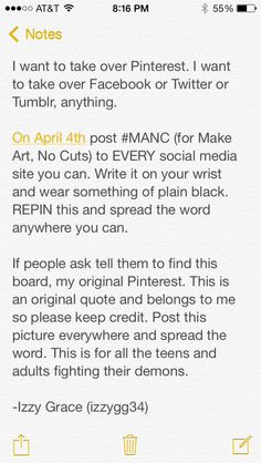 REPIN AND DO THIS! POST A PIC OF MANC ON YOUR HAND AND SHOW SUPPORT!