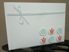 Stampin' Up Demonstrator UK Sarah-Jane Rae Cards and a Cuppa blog: Bright Blossoms by Stampin' Up!