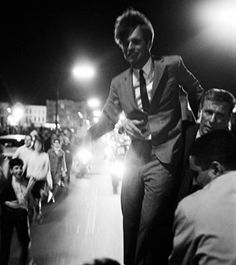 1968 ~ Bobby On The Campaign Trail