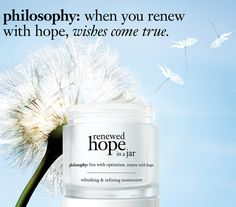 philosophy renewed hope in a jar: better than the original?