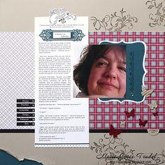 A La Pause: Scrapbooking - Marie-Josée Trudel Stampin Up éléments créatifs creative elements