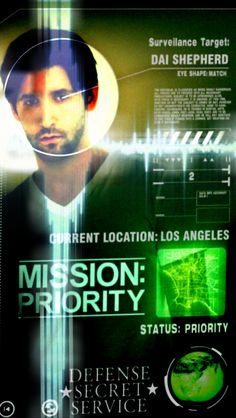 Mission Priority Poster - Vertical