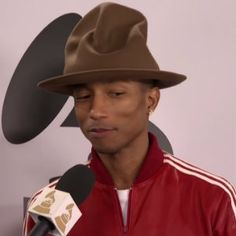 Pharrell's Hat Up For Auction, Current Bid At Over $14K   Out Magazine