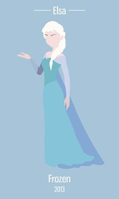 Elsa Illustration