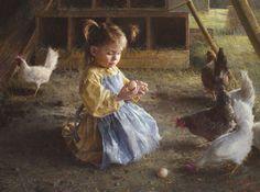 The Egg Inspector- Morgan Weistling