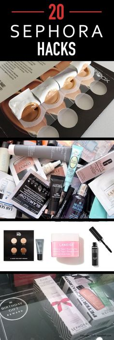 20 Secret Sephora Hacks That Employees Don't Want You To Know