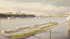 Thames Baths Project, London