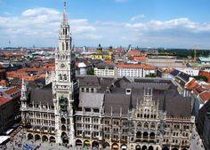 Roteiro de 4 dias de Munique