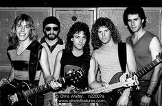 They look so young here! 80s Music, Music Love, Music Is Life, Good Music, Steve Gaines, Tommy Shaw, Night Ranger, Damn Yankees, Cyndi Lauper
