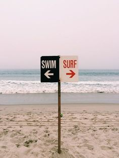 Swim & Surf!