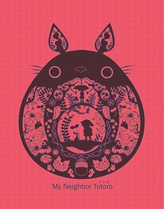 My Neighbour Totoro- this would be a good tattoo