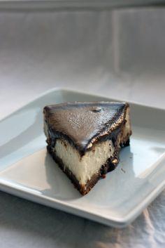 Les petits plats de Rose: (No) Cheesecake choco-coco [vegan]