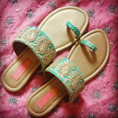 Love the color... Its so fresh and gorgeous.. Get the vian designer flat sandals on www.vianlabel.com