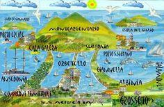 Bella Italy MONTE ARGENTARIO