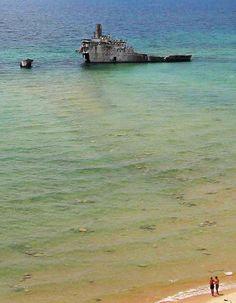 SS Francisco Morazan.....shipwreck off South Manitou Island - Ken Scott Photography