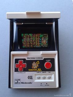 NINTENDO GAME&WATCH PANORAMA MARIO´S BOMBS AWAY TB-94 NEAR MINT CONDITION…