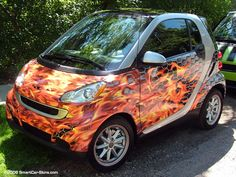 Awesome Smart Car. Me wantum.