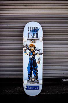 Get the new Revive Skateboards Warrior Deck Pro Skateboards, Complete Skateboards, Skateboard Decks, Skateboarding, First World, Wolves, Anna, Skateboards, Skate Board