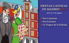 Fiestas castizas de Madrid 2014