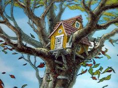 winnie the pooh tree house - Google Search