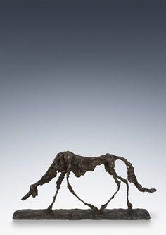 Alberto Giacometti, Le chien
