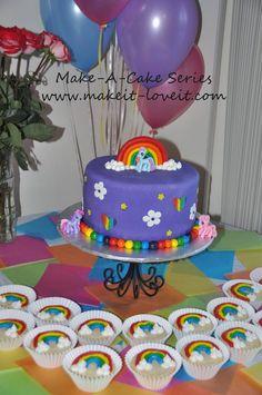 My Little Pony Birthday Cakes At Walmart