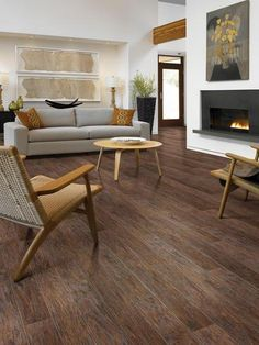 Shaw Encore Laminate Flooring at Menards:  Powhatan Hickory