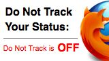 don't track me  feature in browsers - firefox has it built in now, IE9 too...hmmm