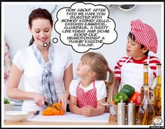 When you listen to the ingredients, it sounds just plain stupid.