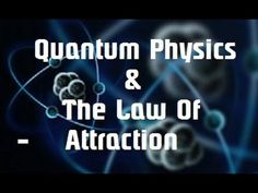 The Law of Attraction Explained by Quantum Physics! http://www.loaspower.com/loa-power-philosophy/