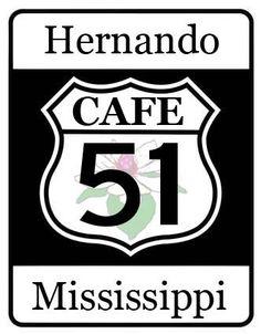 Cafe 51 - Hernando, MS