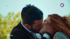 Elcin Sangu, First Kiss, Turkish Actors, Free Images, Tv Series, The Outsiders, Couple Photos, Instagram, Kisses