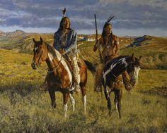 beautiful fantasy native american art - Google Search
