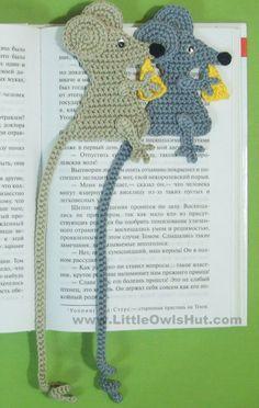 024 gato y el ratón favoritos Amigurumi Crochet por LittleOwlsHut