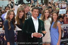 The Expendables 3 - World film premiere held at the Odeon cinema pictures Expendables 3, Sylvester Stallone, Young Fashion, Photo Galleries, Dress Up, Cinema, Events, Actors, Film