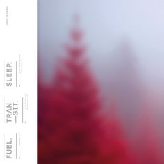 Crime In Stereo — Fuel. Transit. Sleep. EP