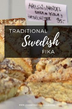 What is fika? The gorgeous Swedish tradition of fika explained. Where to find it. Swedish Cuisine, European Cuisine, Waffle Recipes, Gourmet Recipes, Desert Recipes, Free Recipes, Swedish Food Traditional, Festivals, Nordic Recipe