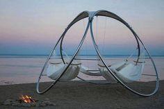 Amacas para playa