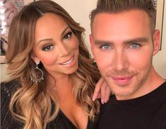 We talked to veteran celebrity makeup artist Kristofer Buckle to get his advice about flawless makeup application and common contouring mistakes. Healthy Prawn Recipes, Healthy Food List, Image Healthy Food, Healthy Eating For Kids, Kids Diet, Heart Healthy Recipes, Mariah Carey Makeup, Acai Smoothie, Healthy Buffalo Chicken