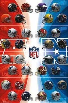 NFL Helmets 2014 National Football League Poster Print X - superstars display high heels Nfl Football Helmets, Football Art, Browns Football, Football Stuff, Football Memes, Broncos Wallpaper, Helmet Logo, Nfl Sports, Sports Logos