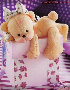 Медведь, мишка, Medvídek, Bear, Bär,medvěd - Page 8 - Мастер-классы по украшению тортов Cake Decorating Tutorials (How To's) Tortas Paso a Paso
