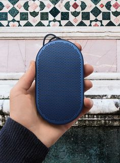 B&O PLAY P2 Portable Bluetooth speaker的圖片搜尋結果