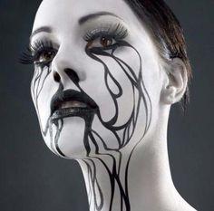 Halloween Horror Makeup Looks and Ideas 6