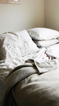 Brentwood Home's luxury pillows have organic cotton covers! Learn more on the blog.