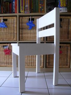 $4 chair | Do It Yourself Home Projects from Ana White