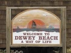 Dewey Beach ,De    Great place to visit with friends. Great beach, great bars, great time